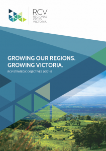 Growing our Regions cover